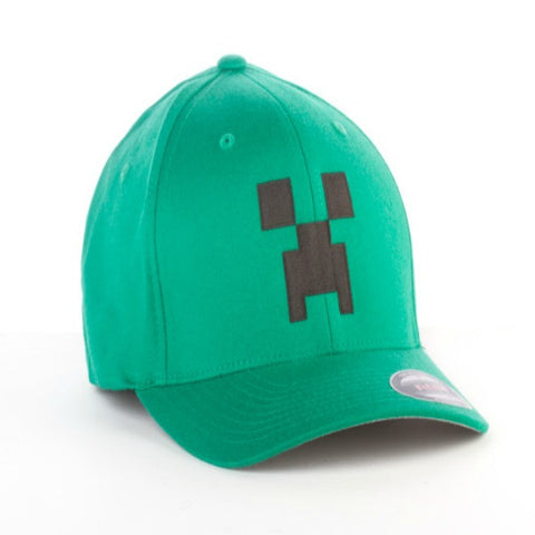 Minecraft Creeper Flexfit Hat