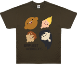 Bravest Warriors Men's Team T-Shirt