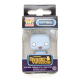 Catbug Pop! Pocket Vinyl Keychain