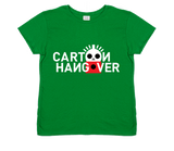 Women's Cartoon Hangover w/ White Halo T-Shirt