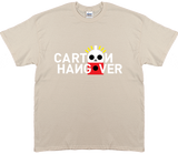 Men's Cartoon Hangover w/ Yellow Halo T-Shirt