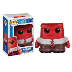 Disney Pixar Inside Out Anger Pop! Vinyl Figure