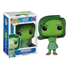 Disney Pixar Inside Out Disgust Pop! Vinyl Figure