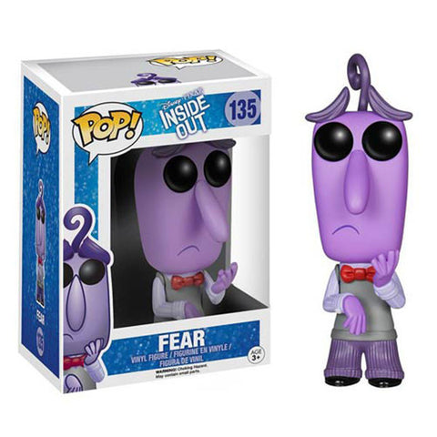 Disney Inside Out Fear Pop! Vinyl Figure