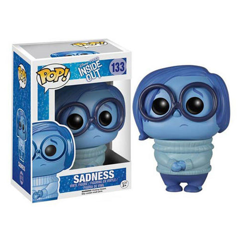 Disney Inside Out Sadness Pop! Vinyl Figure