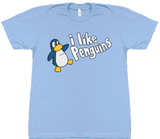 I Like Penguins