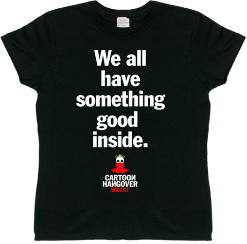 Cartoon Hangover - Something Good Women's BLACK