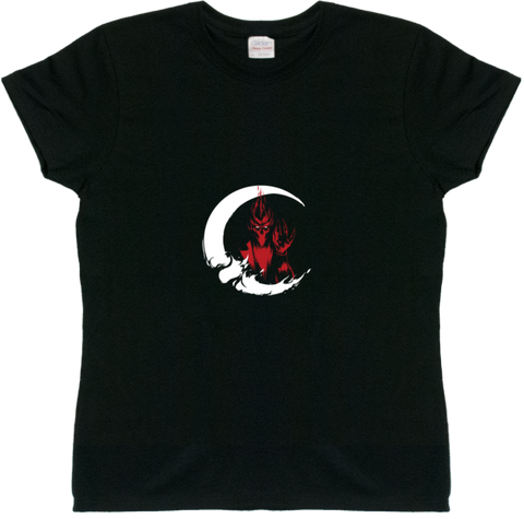 Castlevania - Dracula Over All - Women's Tee