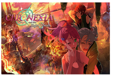 Chronexia and the Eight Seals Promotional Artwork