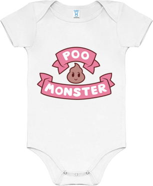 Bee and PuppyCat Poo Monster Onesie