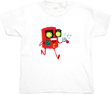 Fredbot Awakebot Youth T-Shirt