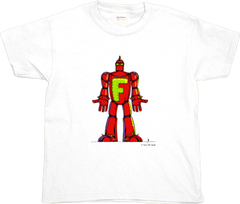 Frederator Youth Robot + Human T-Shirt
