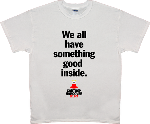 Cartoon Hangover - Something Good Men's WHITE