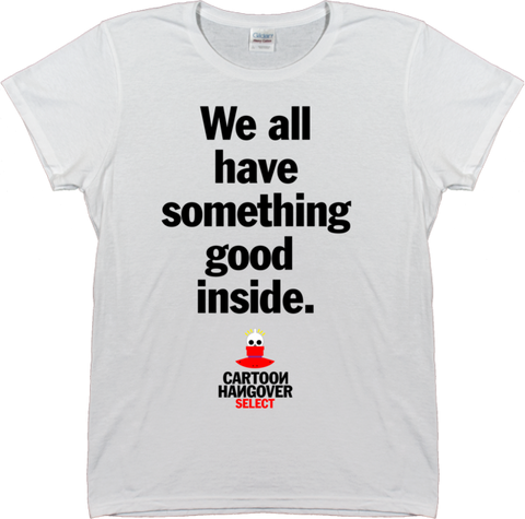 Cartoon Hangover - Something Good Women's WHITE