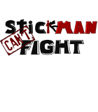 Stickman Can't Fight Official Mug