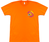 Toy Pizza Men's Small Logo Chest T-Shirt