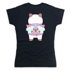 Bee and Puppycat Poo Monster Women's T Shirt