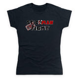 Stickman Can't Fight Logo Women's T-shirt