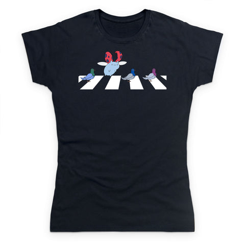 Catbug Road Women's T Shirt