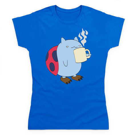 Morning, Catbug! Women's T Shirt
