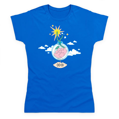 Flower Bomb Women's T Shirt