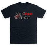 Stickman Can't Fight Logo Men's T-shirt