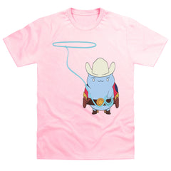 Cowboy Catbug Men's T Shirt