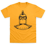 Frederator Men's Robot T-Shirt