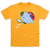 Detective Catbug Men's T-Shirt