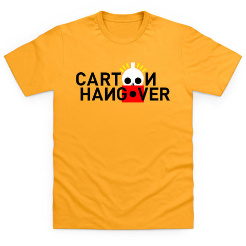 Cartoon Hangover Men's T Shirt