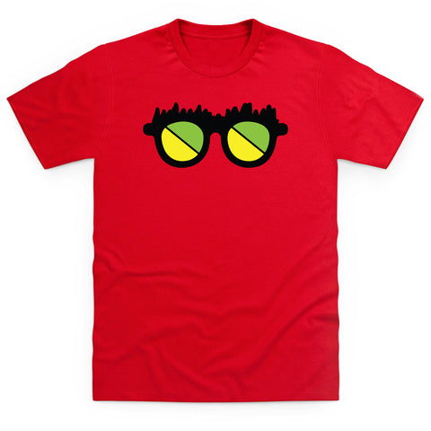 Channel Frederator Glasses Men's T-Shirt