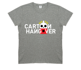 Women's Cartoon Hangover w/ Yellow Halo T-Shirt