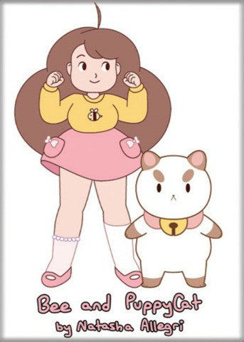 Bee and PuppyCat Duo Magnet