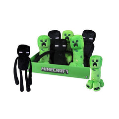 Minecraft Creeper Enderman Plush Assortment