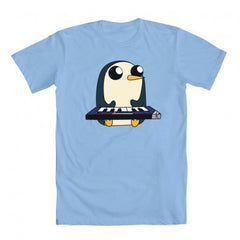 Adventure Time Gunter Piano T-shirt