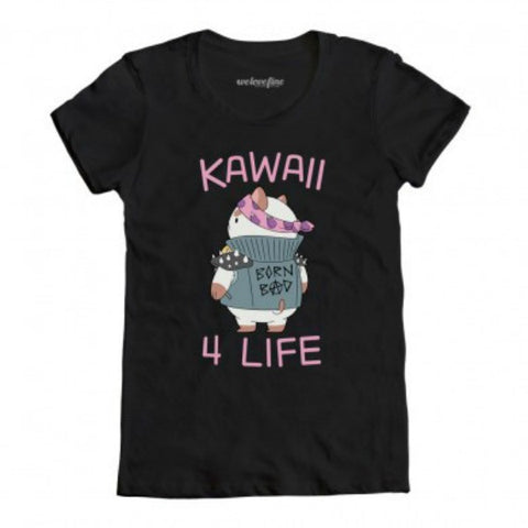 Bee and PuppyCat Kawaii 4 Life T-shirt