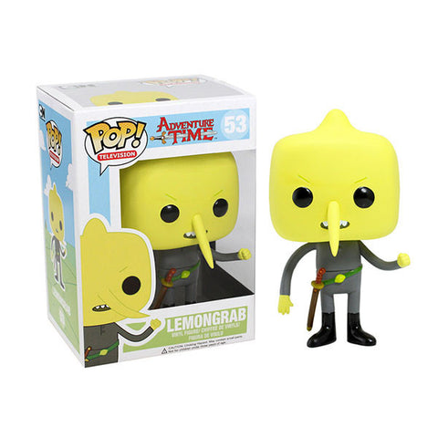 Adventure Time Lemongrab Pop! Vinyl Figure