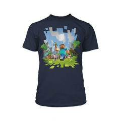 Minecraft Adventure T-shirt