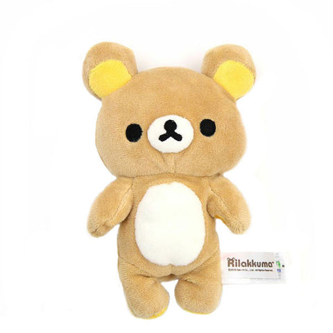 "Rilakkuma Mini Plush (6.5"")"