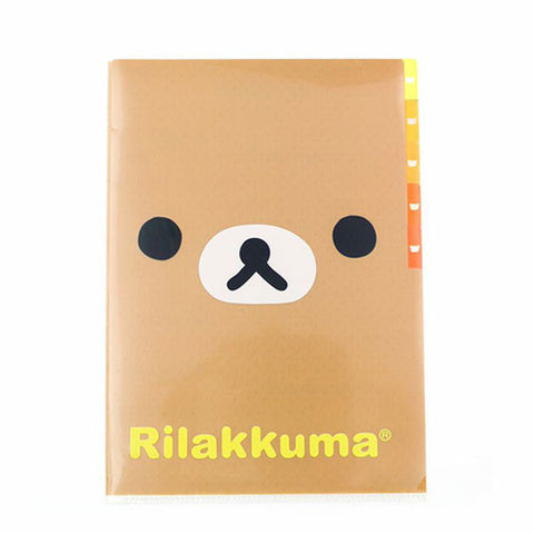 Rilakkuma Pocket Sleeve Folder