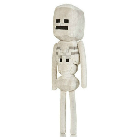 "Minecraft Skeleton Plush (12"")"