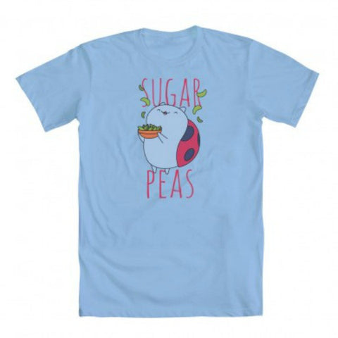 Catbug Men's Sugar Peas T-Shirt