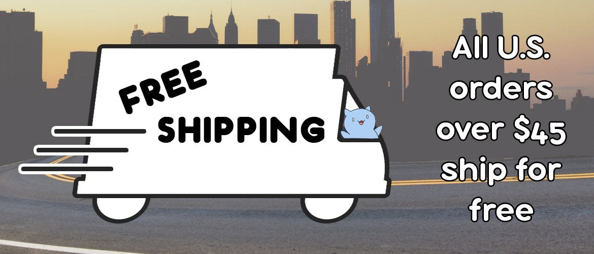 StashRiot Free Shipping on US orders over $45