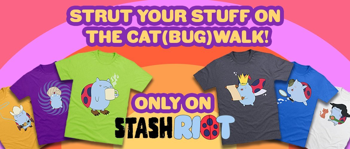 Catbug Fashion Show
