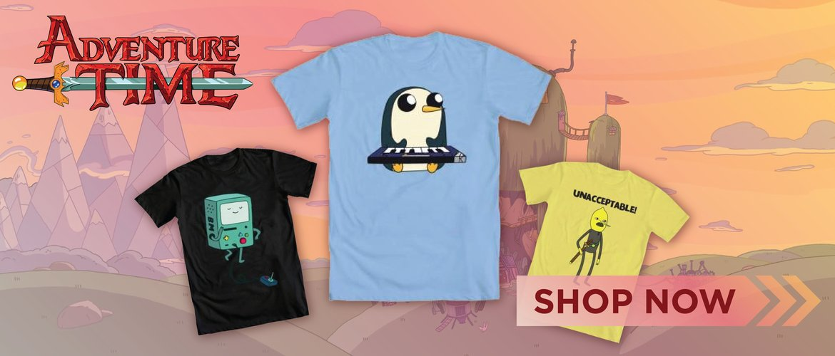 Adventure Time Shop