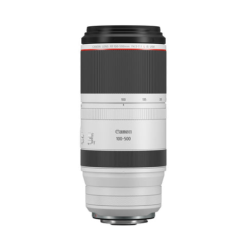 Canon RF 100-500mm f/4.5-7.1L IS USM
