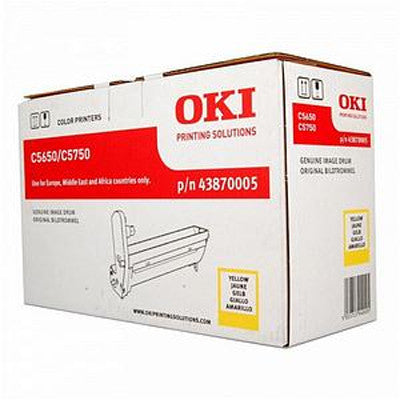 Drum OKI C5650/C5750 Yellow