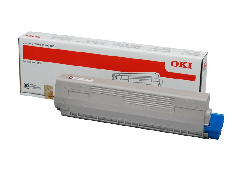Toner OKI C910/C910DM - Black