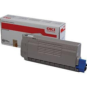 Toner OKI MC760/70/80 - Black