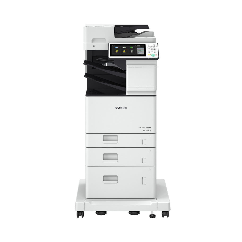 Canon imageRUNNER ADVANCE 525 III Series with multiple trays